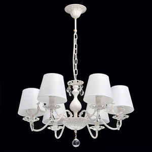 Lampa wisząca Vitalina Elegance 6 Biały - 448012106 small 1
