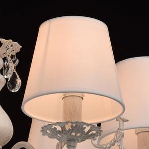Lampa wisząca Vitalina Elegance 6 Biały - 448012106 small 5