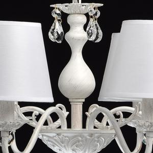 Lampa wisząca Vitalina Elegance 6 Biały - 448012106 small 9