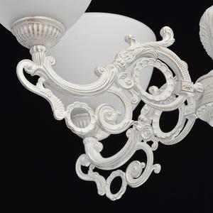 Lampa wisząca Ariadna Classic 5 Biały - 450016605 small 6