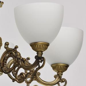 Lampa wisząca Ariadna Classic 5 Mosiądz - 450016805 small 3