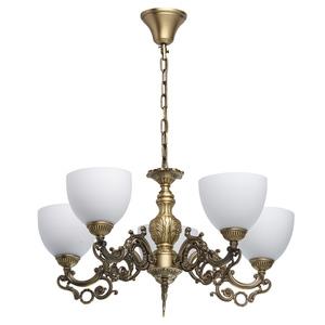 Lampa wisząca Ariadna Classic 5 Mosiądz - 450016805 small 0