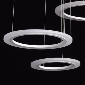 Lampa wisząca  Hi-Tech 128 Biały - 661014305 small 3