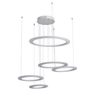 Lampa wisząca  Hi-Tech 128 Biały - 661014305 small 0