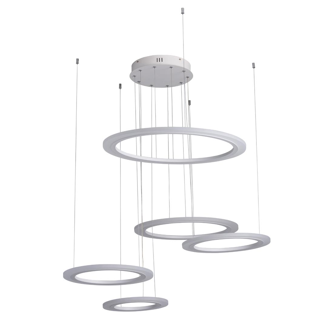 Lampa wisząca  Hi-Tech 128 Biały - 661014305