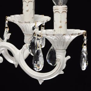 Lampa wisząca Aurora Classic 5 Biały - 371012605 small 6
