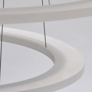 Lampa wisząca  Hi-Tech 60 Biały - 661014802 small 7