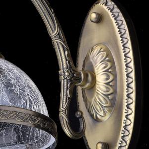 Kinkiet Amanda Classic 1 Mosiądz - 481021901 small 5