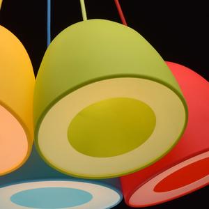 Lampa wisząca Siegen Kinder 5 Chrom - 646010905 small 6