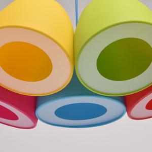 Lampa wisząca Siegen Kinder 5 Chrom - 646010905 small 7
