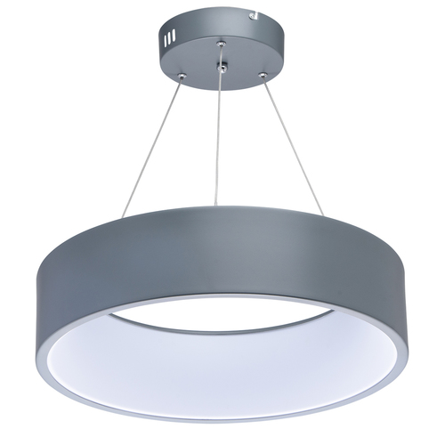 Lampa wisząca Bremen Hi-Tech 40 Szary - 674011301