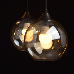 Lampa wisząca Fusion Megapolis 8 Czarny - 392016208 small 6