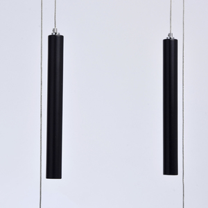 Lampa wisząca Galaxy Hi-Tech 5 Czarny - 632015005 small 7
