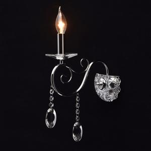 Kinkiet Adele Crystal 1 Chrom - 373022001 small 1