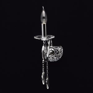 Kinkiet Adele Crystal 1 Chrom - 373022001 small 2