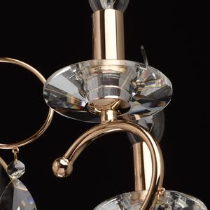 Lampa wisząca Adele Crystal 8 Złoty - 373012808 small 6