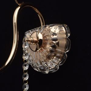 Kinkiet Adele Crystal 1 Złoty - 373023001 small 4