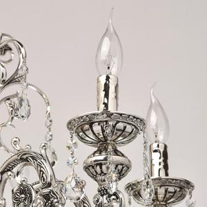 Lampa wisząca Selena Classic 8 Srebrny - 482013708 small 3