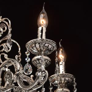 Lampa wisząca Selena Classic 8 Srebrny - 482013708 small 4