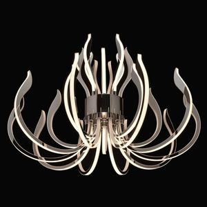 Lampa wisząca  Megapolis 285 Chrom - 661015615 small 1
