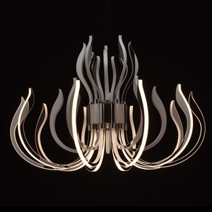 Lampa wisząca  Megapolis 285 Chrom - 661015615 small 2