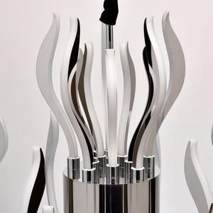 Lampa wisząca  Megapolis 285 Chrom - 661015615 small 9