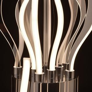 Lampa wisząca  Megapolis 285 Chrom - 661015615 small 11