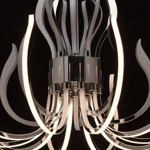 Lampa wisząca  Megapolis 285 Chrom - 661015615 small 14