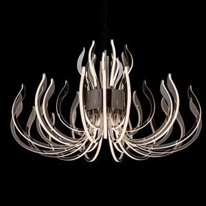 Lampa wisząca  Megapolis 484 Chrom - 661015728 small 2