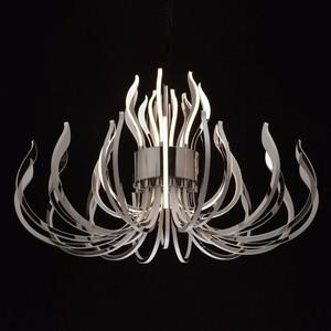 Lampa wisząca  Megapolis 484 Chrom - 661015728 small 3
