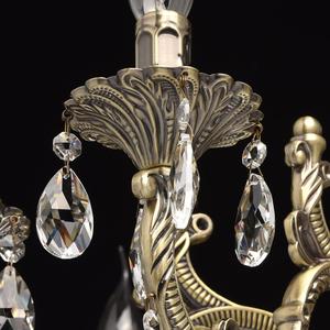 Lampa wisząca Toscana Classic 10 Mosiądz - 685010110 small 5