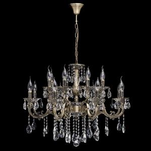 Lampa wisząca Toscana Classic 16 Mosiądz - 685010216 small 1