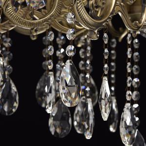Lampa wisząca Toscana Classic 16 Mosiądz - 685010216 small 14