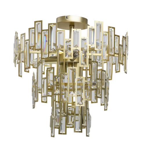 Lampa wisząca Monarch Crystal 5 Złoty - 121010505