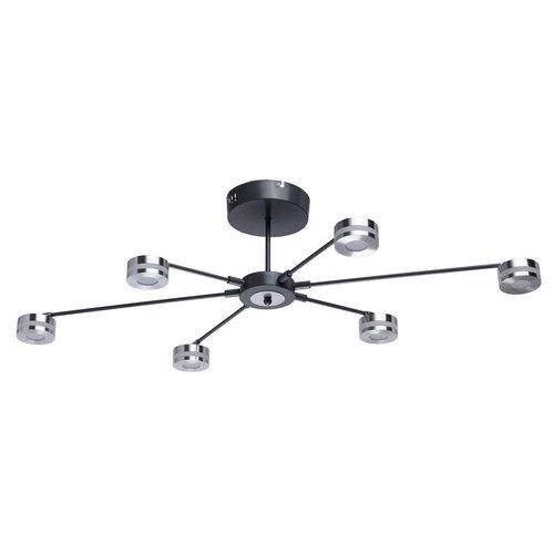 Lampa wisząca  Hi-Tech 6 Szary - 632015406