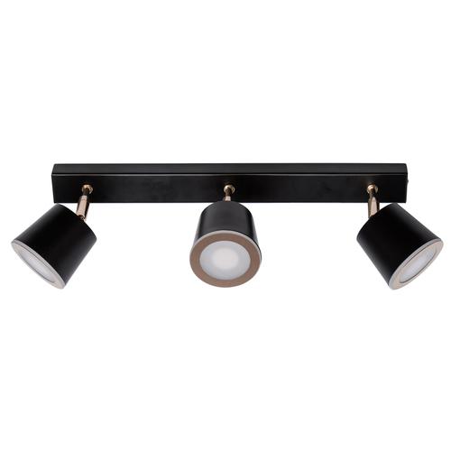 Reflektorek Bali Techno 3 Czarny - 543021003