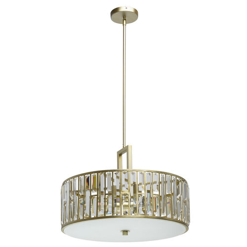 Lampa wisząca Monarch Crystal 5 Złoty - 121010305