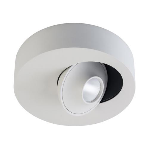 Lampa wisząca  Techno 1 Szary - 637016501