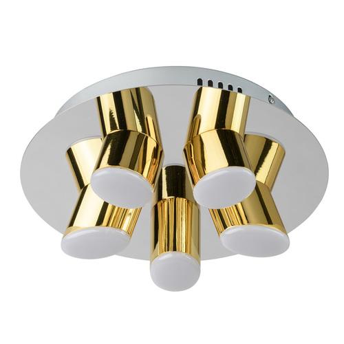 Lampa wisząca Flensburg Hi-Tech 5 Chrom - 609013505