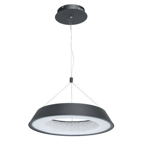 Lampa wisząca Omega Hi-Tech 35 Czarny - 703010701