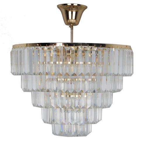 Lampa wisząca Adelard Crystal 5 Złoty - 642010805