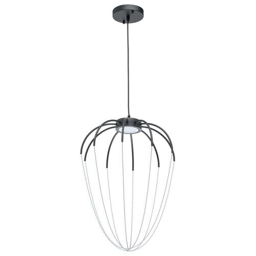 Lampa wisząca Stella Loft 9 Chrom - 412010401