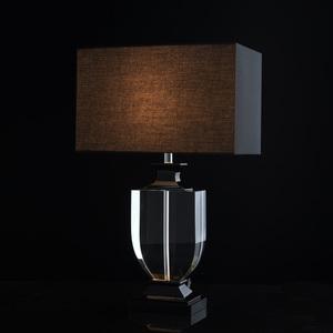 Lampa Stołowa Palermo Elegance 1 Chrom - 386036101 small 1