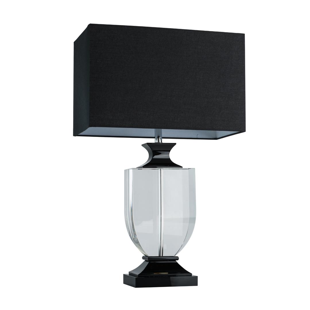 Lampa Stołowa Palermo Elegance 1 Chrom - 386036101