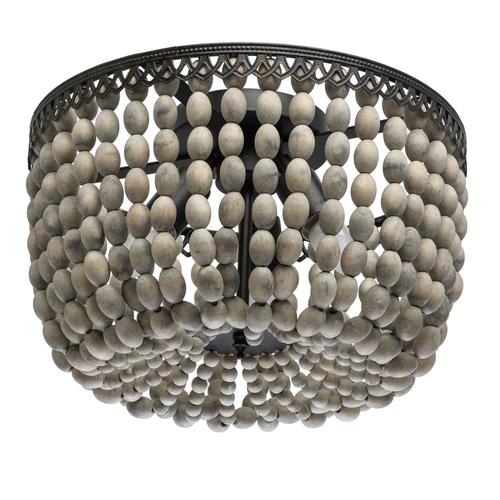 Lampa wisząca  Loft 3 Beżowy - 679010803