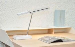 lampa biurkowa Tobias Grau Leed Biała DH00-0 small 2