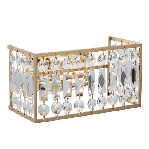 Kinkiet Monarch Crystal 2 Złoty - 121021902