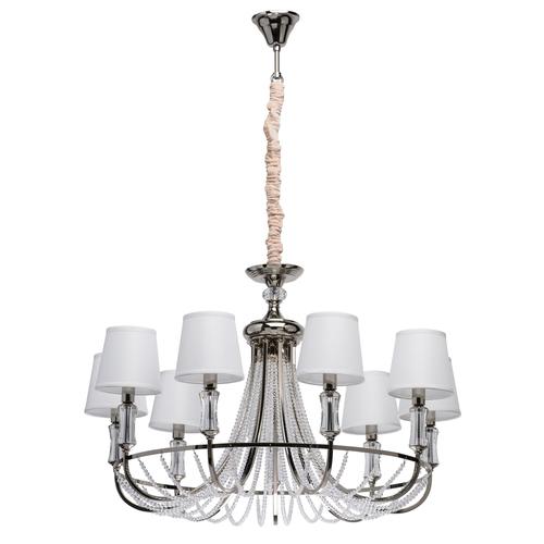 Lampa wisząca Napoli Elegance 9 Chrom - 686010709