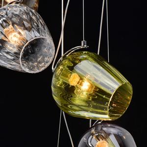Lampa wisząca Bremen Megapolis 5 Chrom - 606010905 small 10
