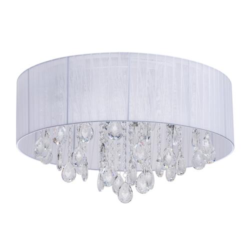 Lampa wisząca Jacqueline Elegance 9 Biały - 465015709